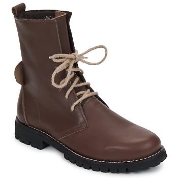 kengät Naiset Bootsit Swamp BIKE Brown