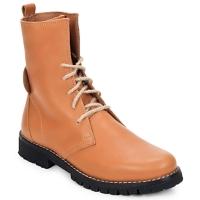 kengät Naiset Bootsit Swamp BIKE Beige