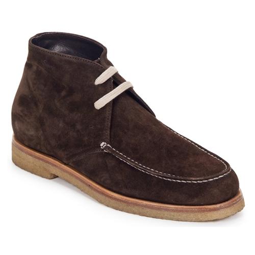 kengät Naiset Bootsit Swamp POLACCHINO SU Brown / Fonce