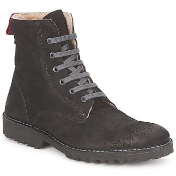 kengät Naiset Bootsit Swamp STIVALETTO LANA Black