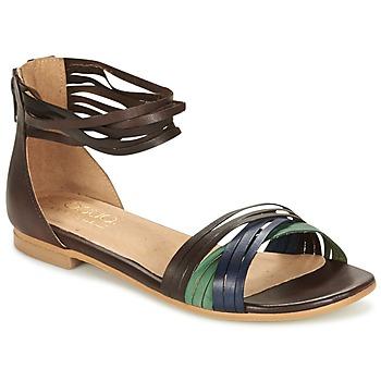 kengät Naiset Sandaalit ja avokkaat Casual Attitude FRANTO Brown