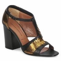 kengät Naiset Sandaalit ja avokkaat Sigerson Morrison STRUZZO Black / BRONZE