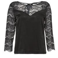 vaatteet Naiset Topit / Puserot Betty London JYRIAM Black