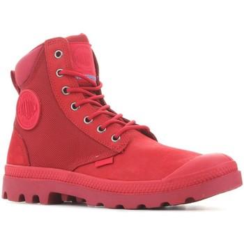 kengät Bootsit Palladium Manufacture Pampa Sport Cuff WPN 73234-653 red