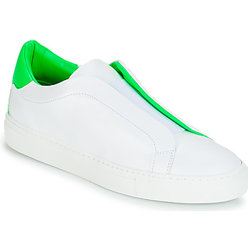 kengät Naiset Matalavartiset tennarit KLOM KISS White / Green