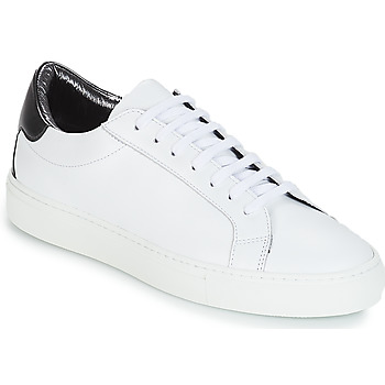 kengät Naiset Matalavartiset tennarit KLOM KEEP White / Hopea