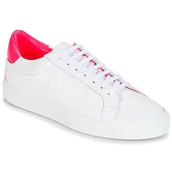 kengät Naiset Matalavartiset tennarit KLOM KEEP White / Pink