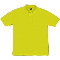 vaatteet Miehet Lyhythihainen t-paita Sg SG50 Lime