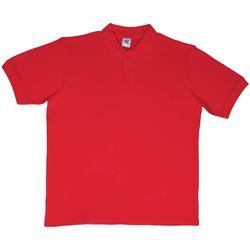 vaatteet Miehet Lyhythihainen t-paita Sg SG50 Red