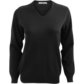 vaatteet Naiset Neulepusero Kustom Kit KK353 Black