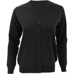 vaatteet Naiset Neuleet / Villatakit Kustom Kit KK354 Black