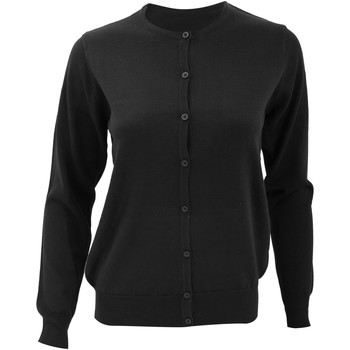 vaatteet Naiset Neuleet / Villatakit Kustom Kit KK355 Black