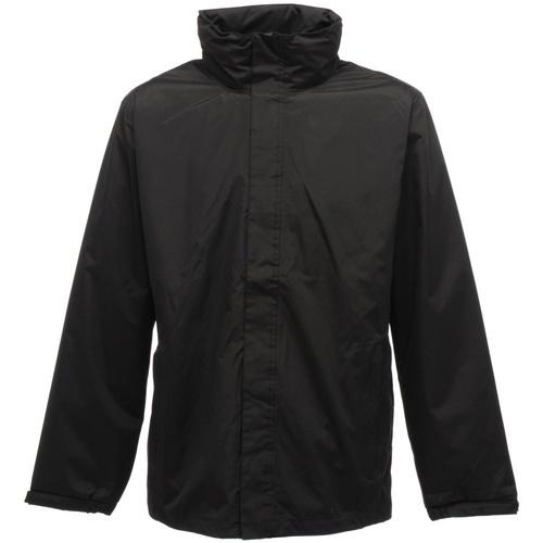 vaatteet Miehet Tuulitakit Regatta TRW461 Black