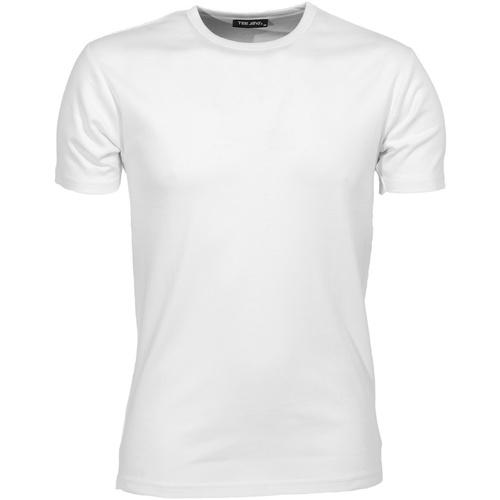 vaatteet Miehet Lyhythihainen t-paita Tee Jays TJ520 White