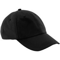 Asusteet / tarvikkeet Lippalakit Beechfield B187 Black