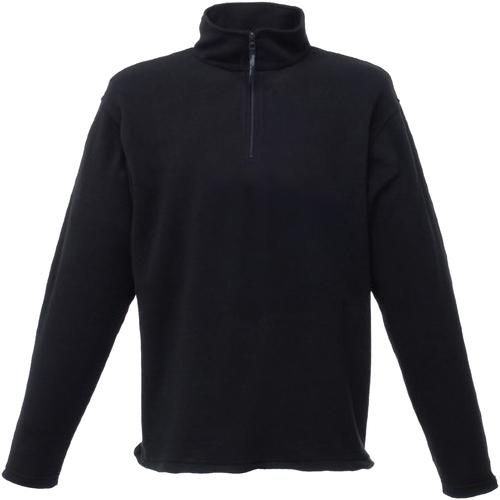 vaatteet Miehet Fleecet Regatta TRF549 Black