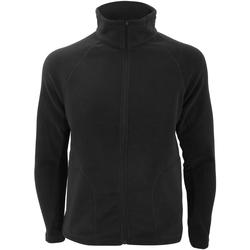 vaatteet Miehet Fleecet Result R114X Black