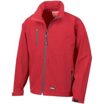 vaatteet Miehet Tuulitakit Result R128M Red