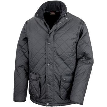 vaatteet Miehet Toppatakki Result Cheltenham Black