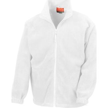 vaatteet Miehet Fleecet Result R36X White