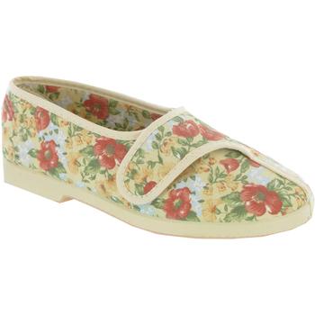 kengät Naiset Tossut Gbs WENDY SLIPPER BEIGE