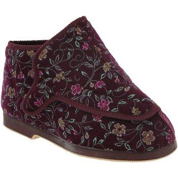 kengät Naiset Tossut Gbs Extra Wide Wine
