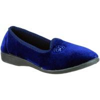 kengät Naiset Tossut Mirak Simone Navy