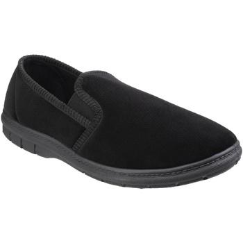 kengät Miehet Tossut Fleet & Foster  Black
