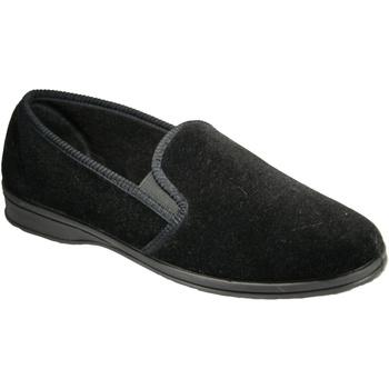 kengät Miehet Tossut Mirak Shepton Slip-On Black