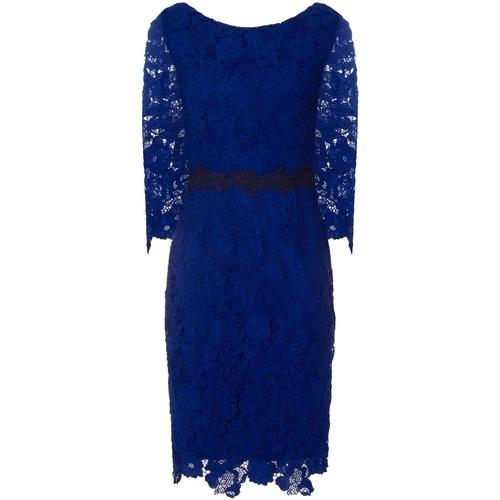 vaatteet Naiset Pitkä mekko Paper Dolls  Blue