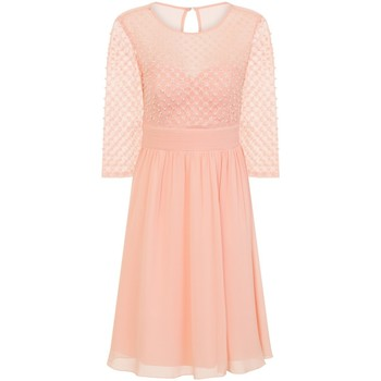 vaatteet Naiset Lyhyt mekko Little Mistress  Pink
