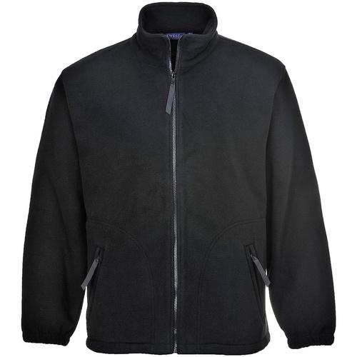vaatteet Miehet Fleecet Portwest Argyll Black