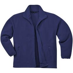 vaatteet Miehet Fleecet Portwest Argyll Navy