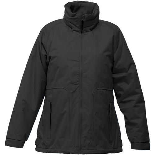 vaatteet Naiset Tuulitakit Regatta TRA306 Black