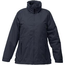 vaatteet Naiset Tuulitakit Regatta TRA306 Navy