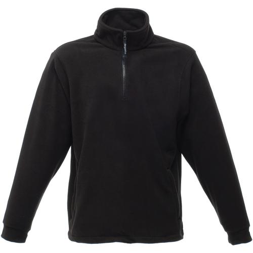vaatteet Miehet Fleecet Regatta TRA510 Black