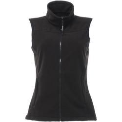 vaatteet Naiset Neuleet / Villatakit Regatta RG184 Black