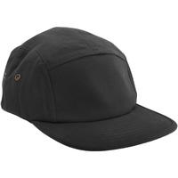 Asusteet / tarvikkeet Miehet Lippalakit Beechfield BC654 Black