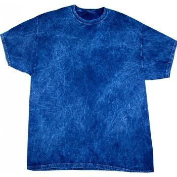 vaatteet Miehet Lyhythihainen t-paita Colortone Mineral Navy