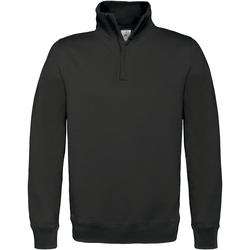 vaatteet Miehet Fleecet B And C ID.004 Black