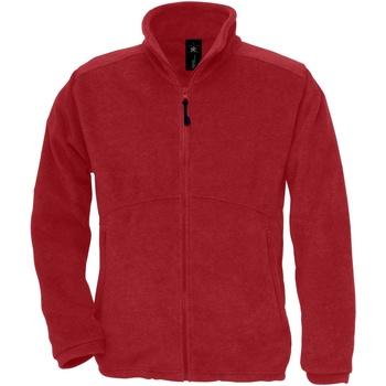 vaatteet Miehet Fleecet B And C Icewalker Red
