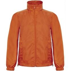 vaatteet Miehet Tuulitakit B And C ID.601 Orange