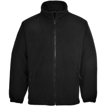 vaatteet Miehet Fleecet Portwest Aran Black