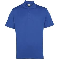 vaatteet Miehet Lyhythihainen poolopaita Rty Workwear RT003 Royal
