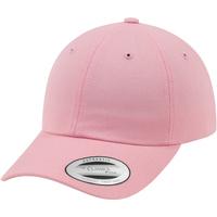 Asusteet / tarvikkeet Miehet Lippalakit Yupoong YP022 Pink