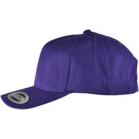 Asusteet / tarvikkeet Miehet Lippalakit Yupoong YP022 Purple