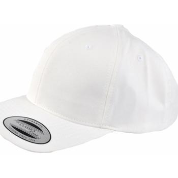 Asusteet / tarvikkeet Miehet Lippalakit Yupoong YP022 White