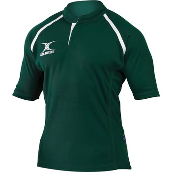vaatteet Miehet Lyhythihainen t-paita Gilbert GI001 Green