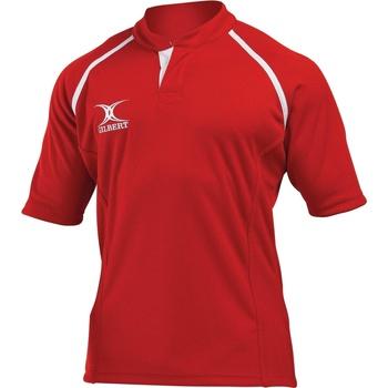 vaatteet Miehet Lyhythihainen t-paita Gilbert GI001 Red