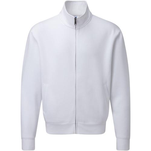 vaatteet Miehet Ulkoilutakki Russell J267M White